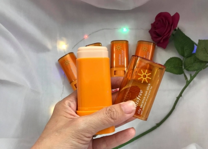 Review kem chống nắng Innisfree city vacance sun stick SPF50+