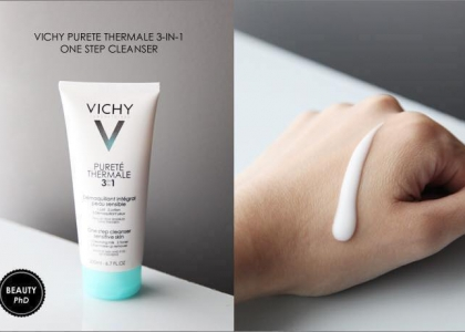 Vichy Purete Thermale 3 In 1-One Step Cleanser Sensitive Skin