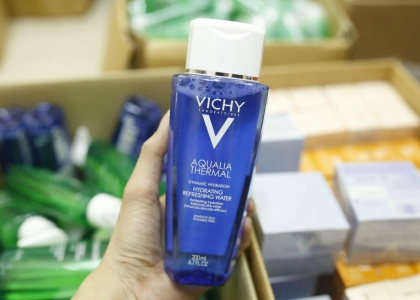 Review Vichy Aqualia Thermal Hydrating Refreshing Water