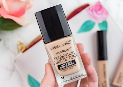 [ Review chi tiết ] kem nền Wet N Wild Photo Focus Foundation